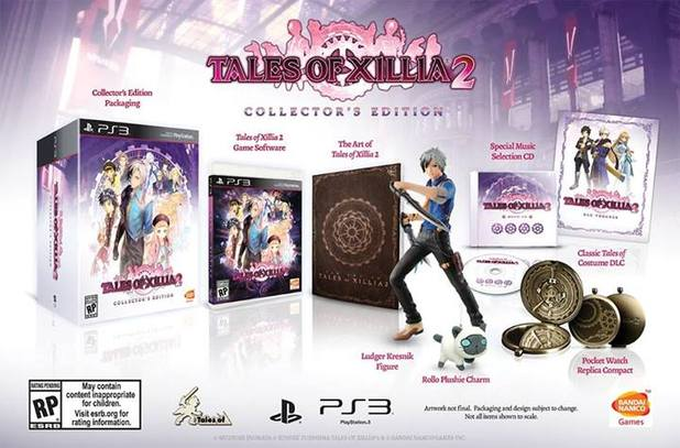 Tales of Xillia 2 is coming to North America on August 19th
