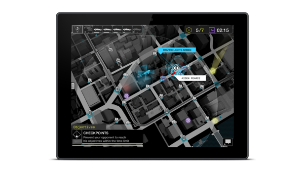 Watch Dogs ctOS Mobile App