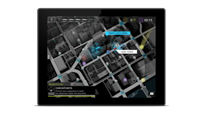Watch Dogs Screenshot - Watch Dogs ctOS Mobile App