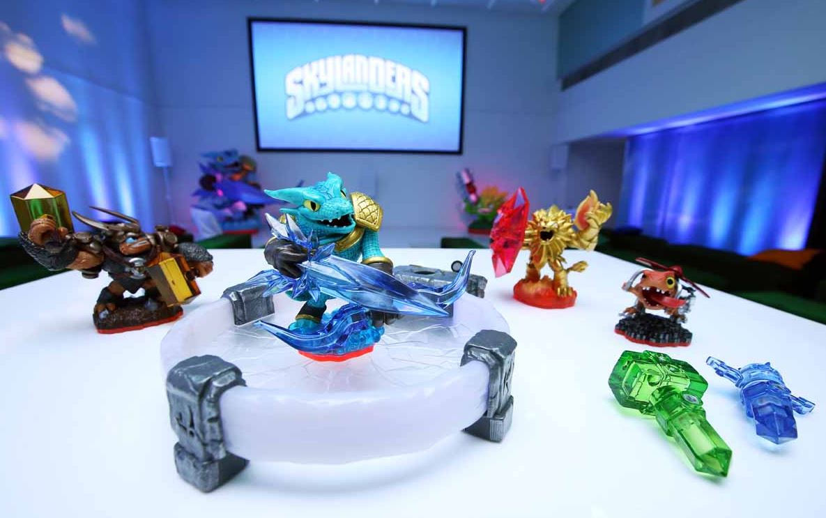 Skylanders Trap Team announced; coming October 5