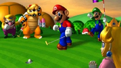 Mario Golf: World Tour Screenshot - 1163356