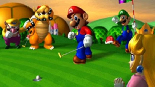 Mario Golf: World Tour Screenshot - 1163357