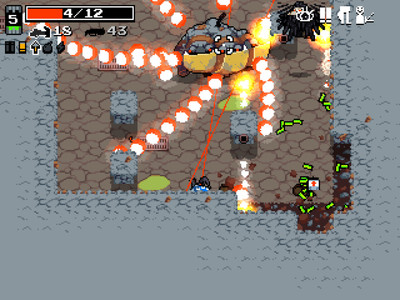 Nuclear Throne preview - Arms race