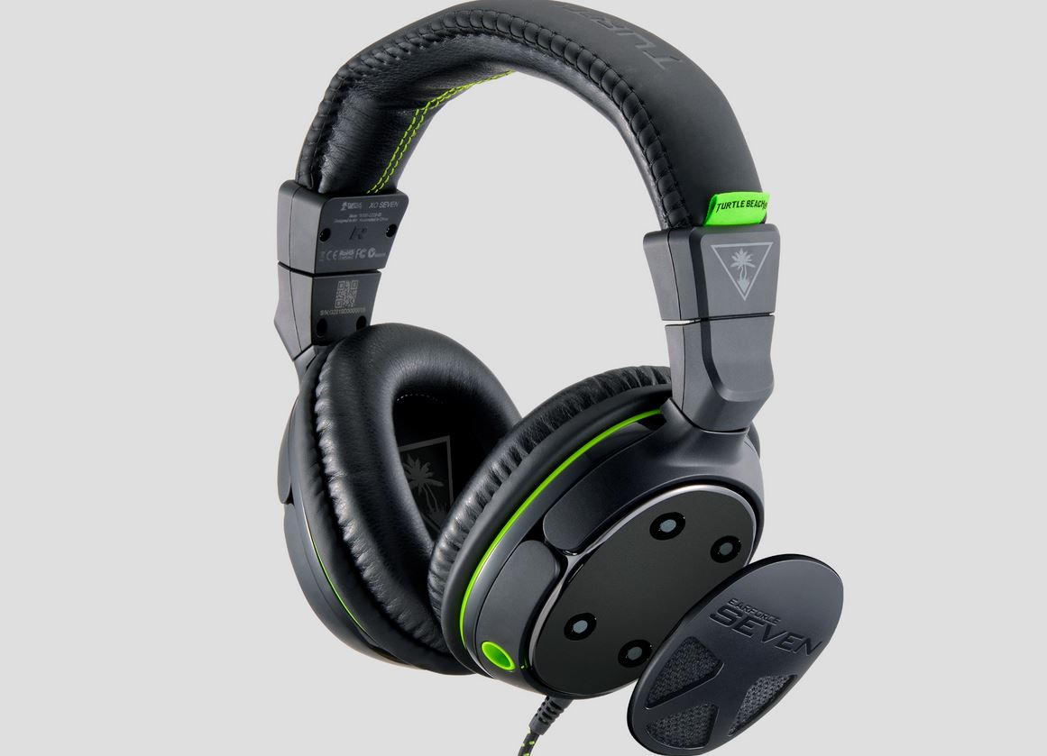 Turtle Beach XO Seven Premium Xbox One Gaming Headset