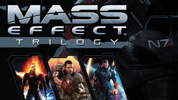 Mass Effect Trilogy Screenshot - I'm not entirely on board with another Mass Effect Trilogy