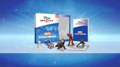 Disney Infinity: Marvel Super Heroes (2.0 Edition) Screenshot - 1163557