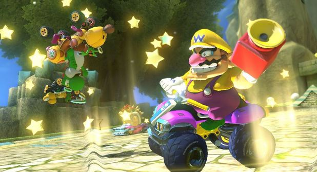 Mario Kart 8 Screenshot - 1163578