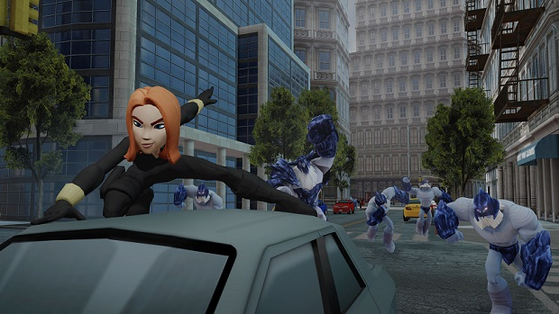 Disney Infinity Marvel Super Heroes - Preview - 3