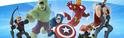 Disney Infinity Screenshot - Disney Infinity Marvel