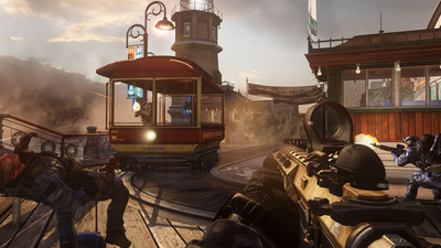 Call of Duty: Ghosts Screenshot - Try Call of Duty: Ghosts multiplayer for free this weekend on PS4 and PS3