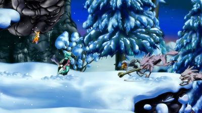 Dust: An Elysian Tail Screenshot - 1163632