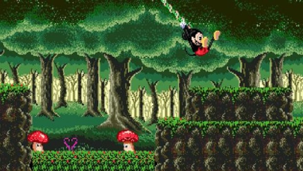 Castle of Illusion - Gen - 1