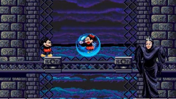 Castle of Illusion Starring Mickey Mouse Screenshot - 1163665