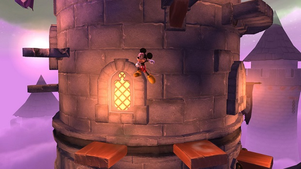 Castle of Illusion - 360, PS3, PC - 2