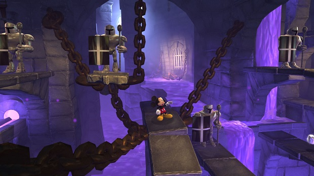 Castle of Illusion - 360, PS3, PC - 3