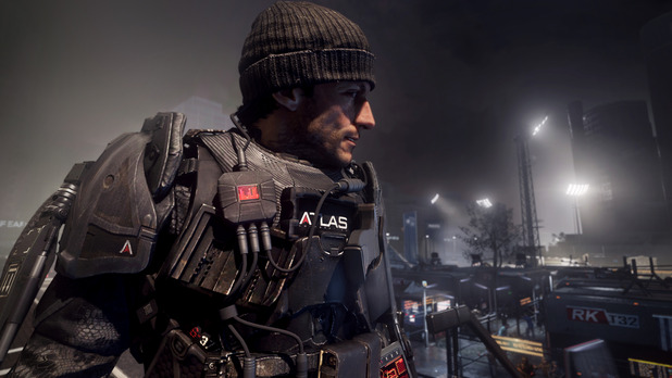 Call of Duty: Advanced Warfare Screenshot - HatMan