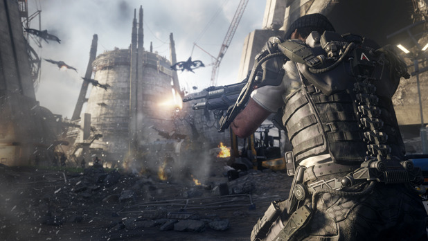 Call of Duty: Advanced Warfare Screenshot - Drone