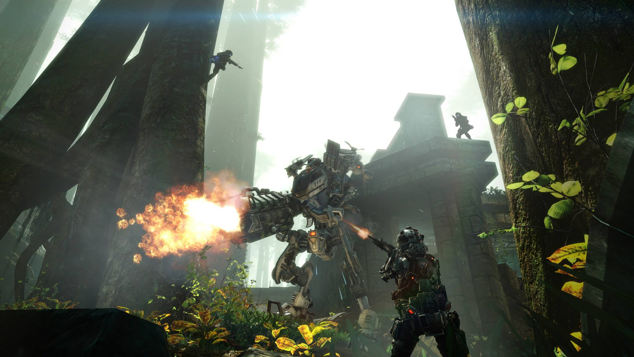 Check out these screenshots of the upcoming Titanfall DLC