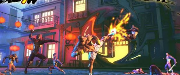 Shaq Fu: A Legend Reborn - Feature