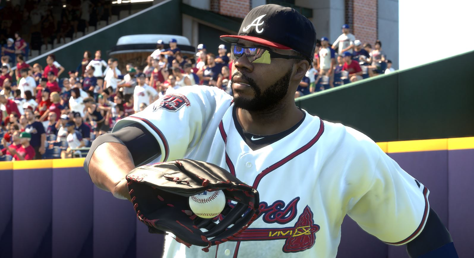 MLB 14 The Show facial hair