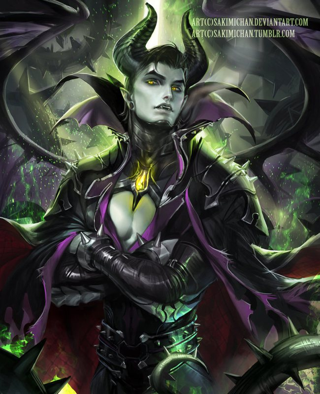 gender bender maleficent