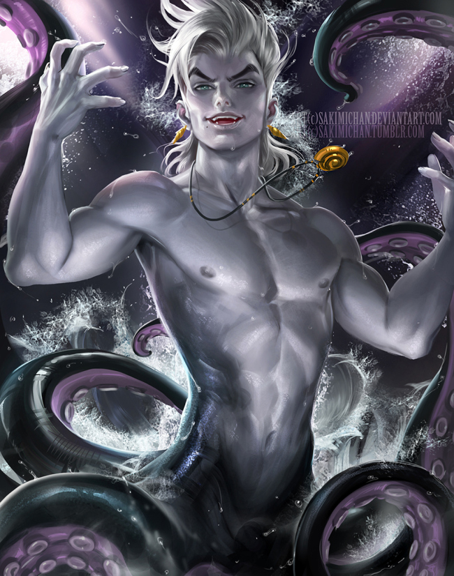 gender bender ursula