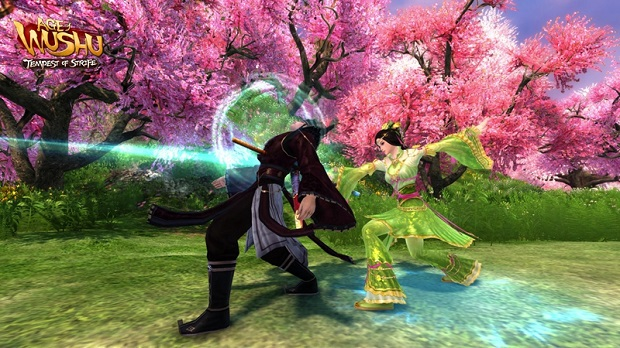 Age of Wushu Tempest of Strife - PC - 1