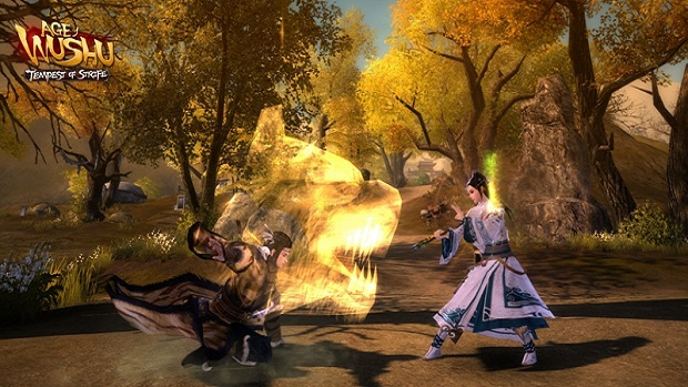 Age of Wushu Tempest of Strife - PC - 2