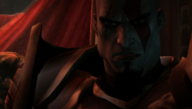 God of War Collection Screenshot - kratos