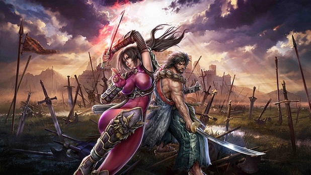 SoulCalibur Lost Swords Image