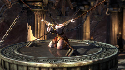Apparently, God of War: Ascension is coming to the PS4