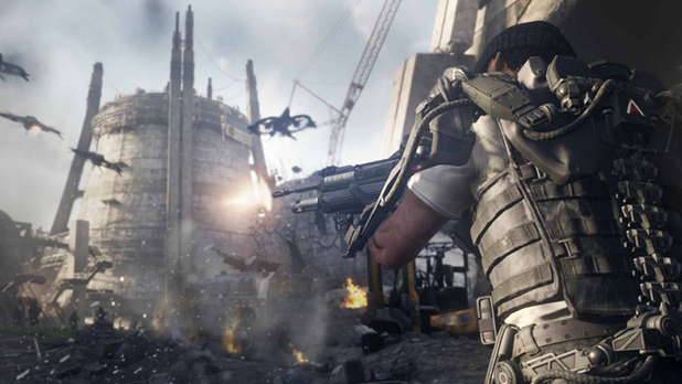 Call of Duty: Advanced Warfare Screenshot - One week after Call of Duty's premiere: The issue with the debut trailer