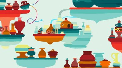 Hohokum Screenshot - 1163944