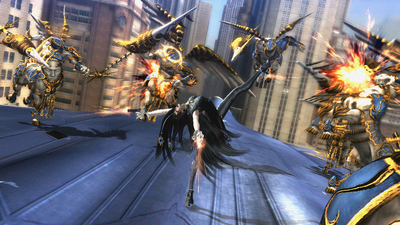 Bayonetta 2 Screenshot - Bayonetta 2 is still coming this summer