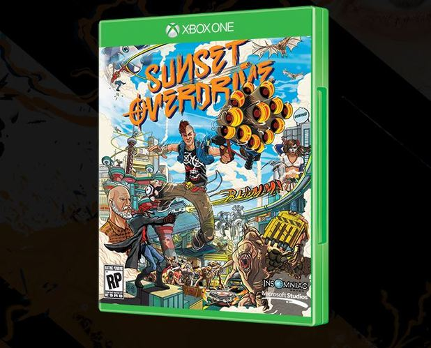 Sunset Overdrive Image