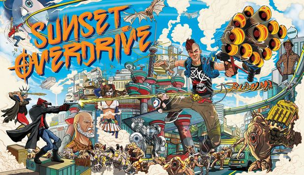 Sunset Overdrive Screenshot - 1163997