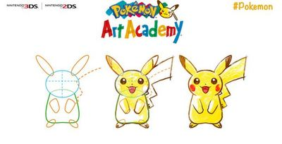 Screenshot - pokemon art academy