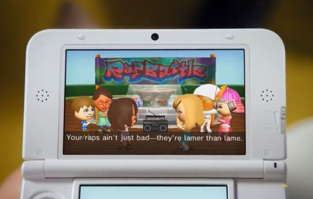 Tomodachi Life Screenshot - Tomodachi Life
