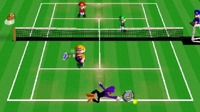 Mario Tennis Open Screenshot - 1164060