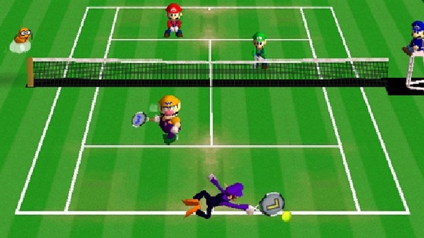 Mario Tennis Open Screenshot - 1164061
