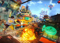 Sunset Overdrive will have online co-op