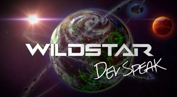 WildStar Screenshot - wildstar devspeak logo