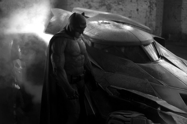 Screenshot - ben affleck batman costume