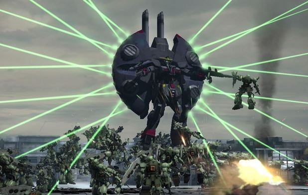 Dynasty Warriors: Gundam Reborn Screenshot - 1164112
