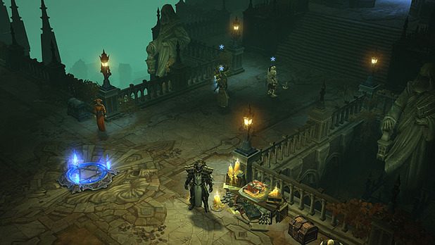 Celebrate Diablo III's birthday with a nifty week-long buff