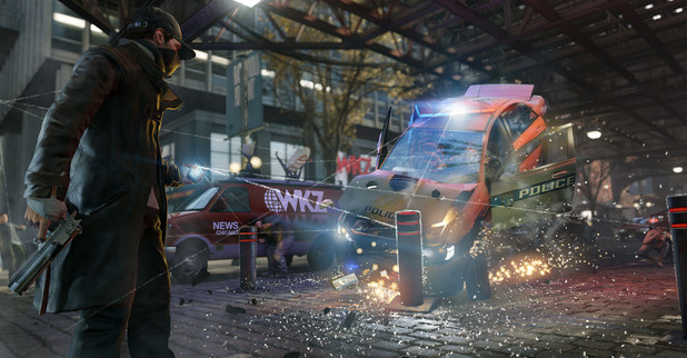 Watch Dogs Screenshot - Ubisoft would really like to sell over 6 million copies of Watch Dogs