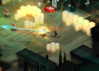 Transistor has a game mode we didn't know about. It's called Recurison Mode