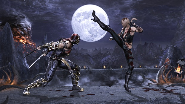 Mortal Kombat - 360, PS3, PSV, PC - 4