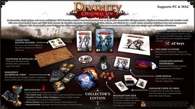 Divinity: Original Sin Screenshot - Divinity Original Sin Collectors Edition