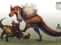 Hot_content__tyrantrum__by_arvalis-d7eb6wq